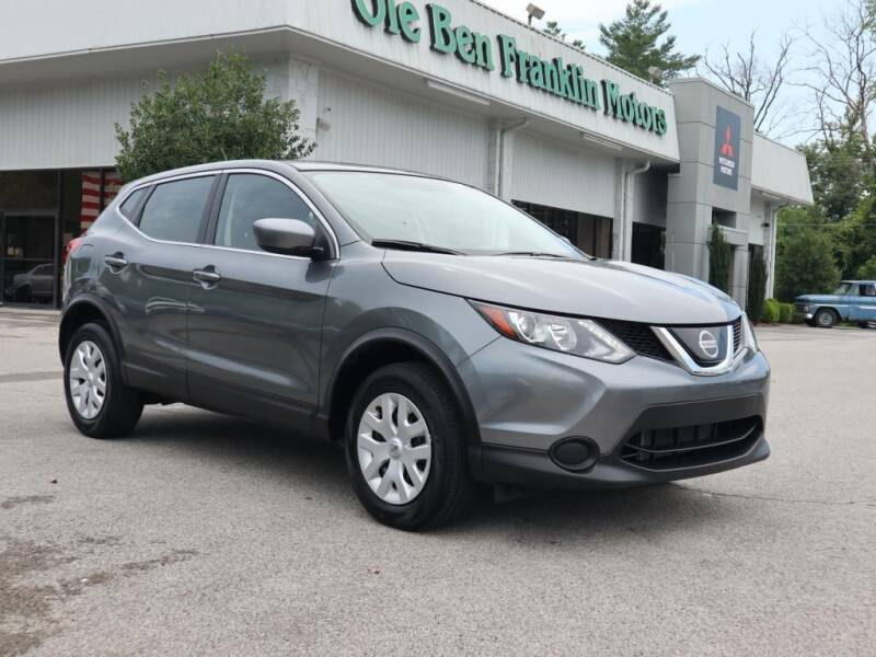 2019 Nissan Rogue Sport for sale at Ole Ben Franklin Motors-Mitsubishi of Alcoa in Alcoa TN