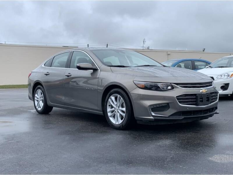 2017 Chevrolet Malibu for sale at Ole Ben Franklin Motors-Mitsubishi of Alcoa in Alcoa TN