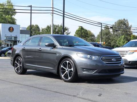 2016 Ford Taurus for sale at Ole Ben Franklin Motors-Mitsubishi of Alcoa in Alcoa TN