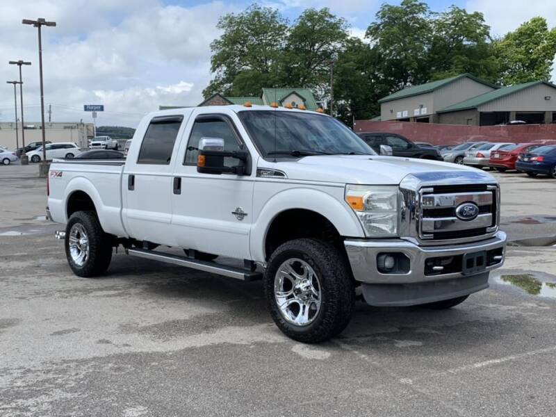 2011 Ford F-250 Super Duty for sale at Ole Ben Franklin Motors-Mitsubishi of Alcoa in Alcoa TN