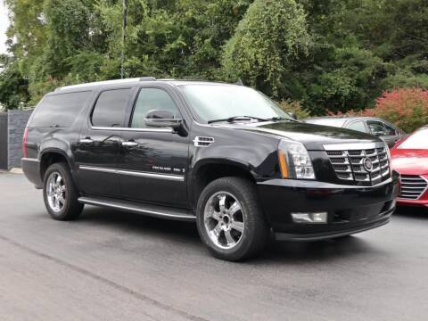 2007 Cadillac Escalade ESV for sale at Ole Ben Franklin Motors-Mitsubishi of Alcoa in Alcoa TN
