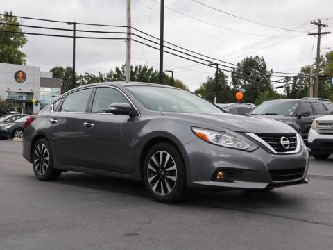 2018 Nissan Altima for sale at Ole Ben Franklin Motors-Mitsubishi of Alcoa in Alcoa TN