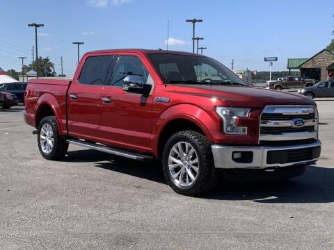 2015 Ford F-150 for sale at Ole Ben Franklin Motors-Mitsubishi of Alcoa in Alcoa TN