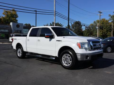 2009 Ford F-150 for sale at Ole Ben Franklin Motors-Mitsubishi of Alcoa in Alcoa TN