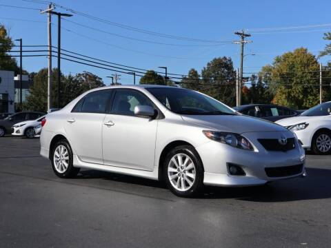 2010 Toyota Corolla for sale at Ole Ben Franklin Motors-Mitsubishi of Alcoa in Alcoa TN