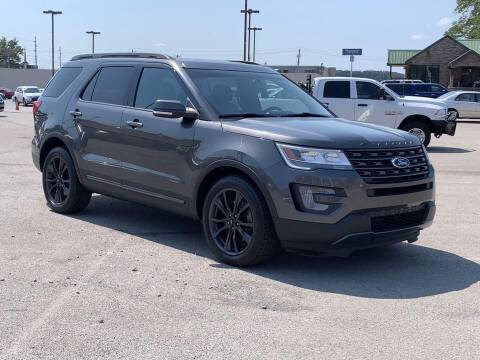 2017 Ford Explorer for sale at Ole Ben Franklin Motors-Mitsubishi of Alcoa in Alcoa TN
