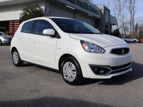 2020 Mitsubishi Mirage for sale at Ole Ben Franklin Motors-Mitsubishi of Alcoa in Alcoa TN