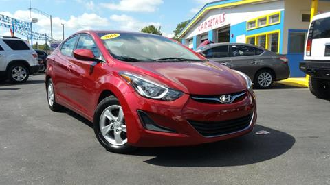2014 Hyundai Elantra for sale in Midlothian, IL