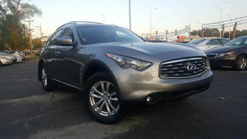 2010 Infiniti FX35 for sale in Midlothian, IL