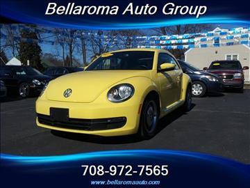 2012 Volkswagen Beetle for sale in Midlothian, IL