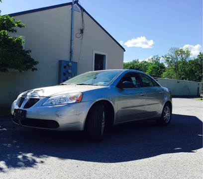 2005 Pontiac G6 for sale in Montgomery, NY