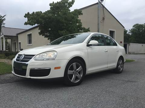 2008 Volkswagen Jetta for sale at Wallet Wise Wheels in Montgomery NY