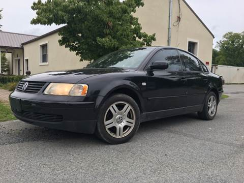2001 Volkswagen Passat for sale at Wallet Wise Wheels in Montgomery NY