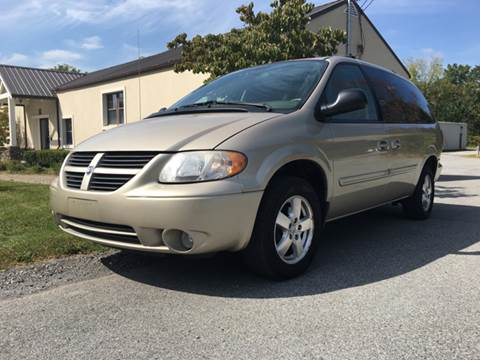 2006 Dodge Grand Caravan for sale at Wallet Wise Wheels in Montgomery NY