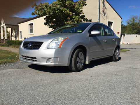 2009 Nissan Sentra for sale at Wallet Wise Wheels in Montgomery NY
