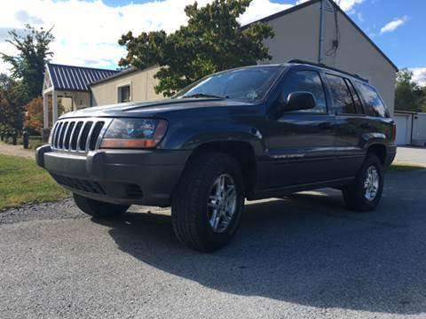 2002 Jeep Grand Cherokee for sale in Montgomery, NY
