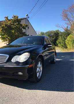 2001 Mercedes-Benz C-Class for sale at Wallet Wise Wheels in Montgomery NY