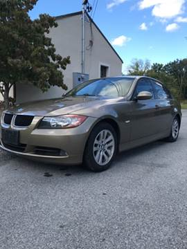 2007 BMW 3 Series for sale at Wallet Wise Wheels in Montgomery NY