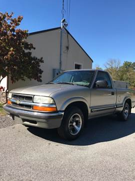 2003 Chevrolet S-10 for sale at Wallet Wise Wheels in Montgomery NY