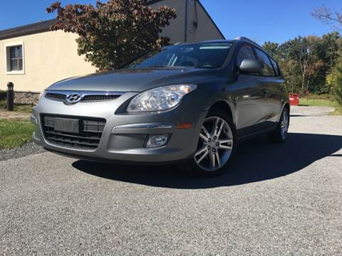 2011 Hyundai Elantra Touring for sale at Wallet Wise Wheels in Montgomery NY