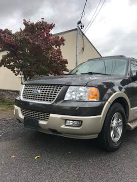 2006 Ford Expedition for sale at Wallet Wise Wheels in Montgomery NY