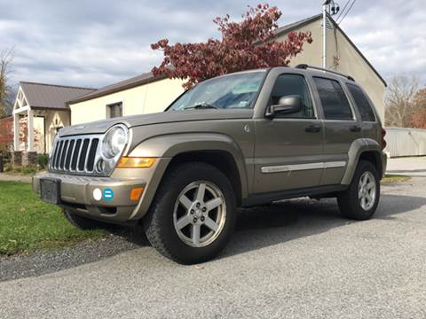 2005 Jeep Liberty for sale at Wallet Wise Wheels in Montgomery NY