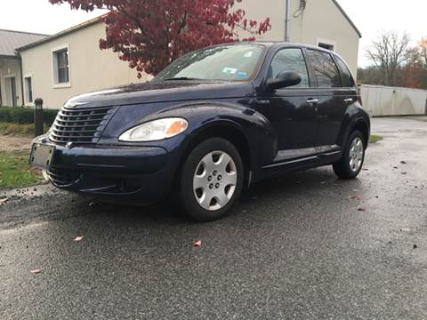 2005 Chrysler PT Cruiser for sale at Wallet Wise Wheels in Montgomery NY