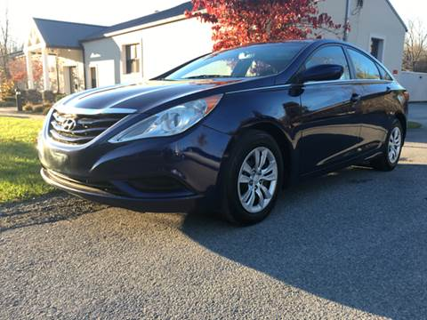 2011 Hyundai Sonata for sale at Wallet Wise Wheels in Montgomery NY