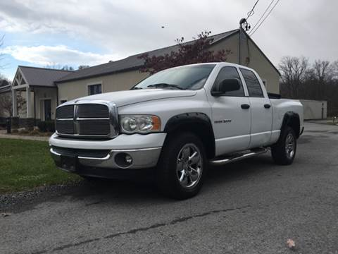 2005 Dodge Ram Pickup 1500 for sale at Wallet Wise Wheels in Montgomery NY