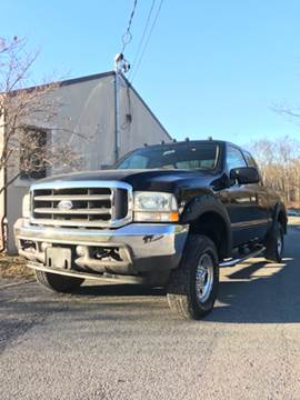 2002 Ford F-250 Super Duty for sale at Wallet Wise Wheels in Montgomery NY