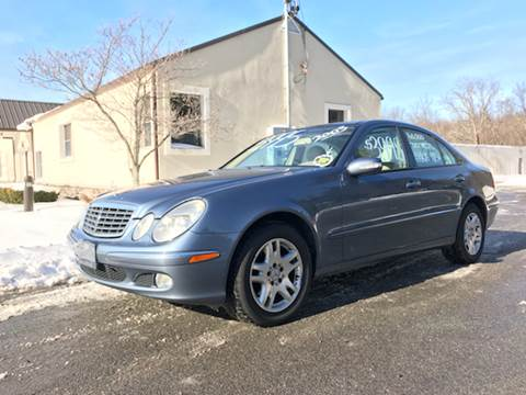 2003 Mercedes-Benz E-Class for sale at Wallet Wise Wheels in Montgomery NY