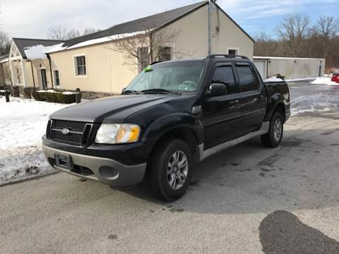 2003 Ford Explorer Sport Trac for sale at Wallet Wise Wheels in Montgomery NY