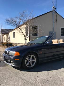 2002 BMW 3 Series for sale at Wallet Wise Wheels in Montgomery NY