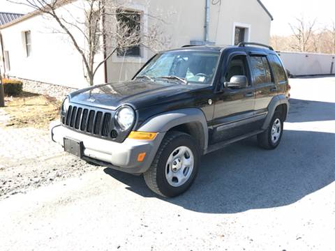 2006 Jeep Liberty for sale at Wallet Wise Wheels in Montgomery NY