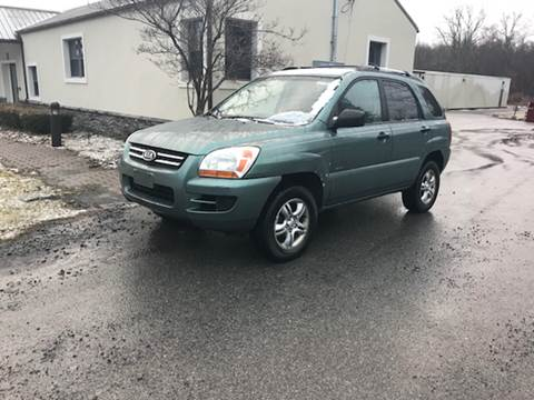 2006 Kia Sportage for sale at Wallet Wise Wheels in Montgomery NY