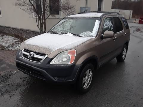 2002 Honda CR-V for sale at Wallet Wise Wheels in Montgomery NY