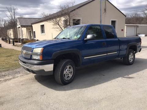 2004 Chevrolet Silverado 1500 for sale at Wallet Wise Wheels in Montgomery NY
