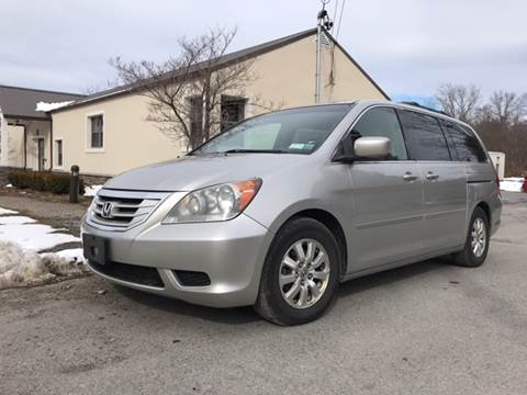 2009 Honda Odyssey for sale at Wallet Wise Wheels in Montgomery NY