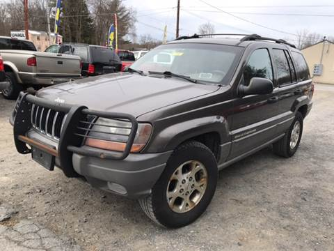 2000 Jeep Grand Cherokee for sale at Wallet Wise Wheels in Montgomery NY