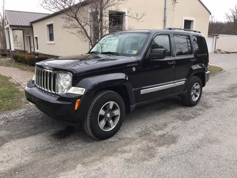 2008 Jeep Liberty for sale at Wallet Wise Wheels in Montgomery NY