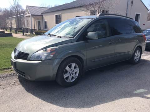 2005 Nissan Quest for sale at Wallet Wise Wheels in Montgomery NY