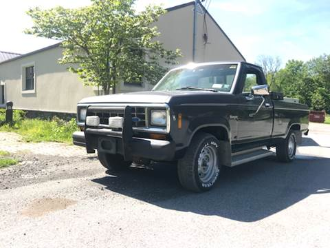 1987 Ford Ranger for sale at Wallet Wise Wheels in Montgomery NY