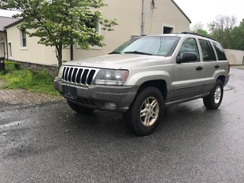 2003 Jeep Grand Cherokee for sale at Wallet Wise Wheels in Montgomery NY