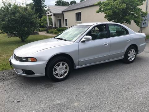 2003 Mitsubishi Galant for sale at Wallet Wise Wheels in Montgomery NY