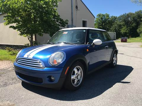 2009 MINI Cooper for sale at Wallet Wise Wheels in Montgomery NY