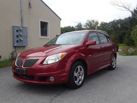 2007 Pontiac Vibe for sale at Wallet Wise Wheels in Montgomery NY