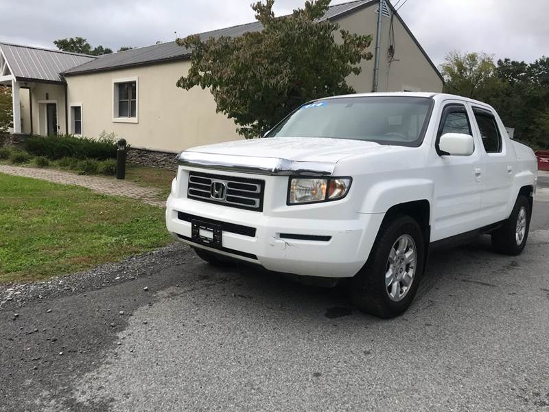 2006 Honda Ridgeline For Sale At Wallet Wise Wheels In Montgomery NY