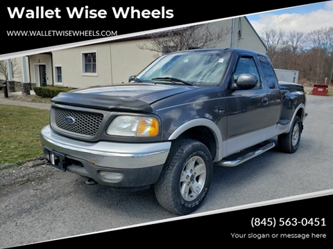 2003 Ford F-150 for sale in Montgomery, NY