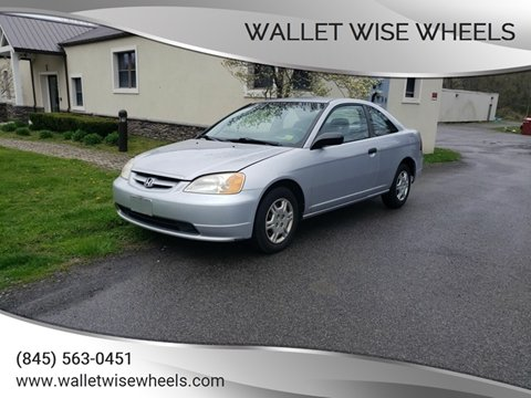 2001 Honda Civic for sale in Montgomery, NY