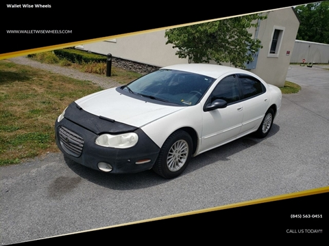 2004 Chrysler Concorde for sale in Montgomery, NY